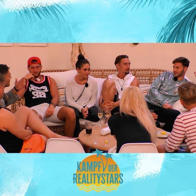Kampf der Reality Stars