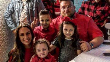 Menowin Fröhlich Familie